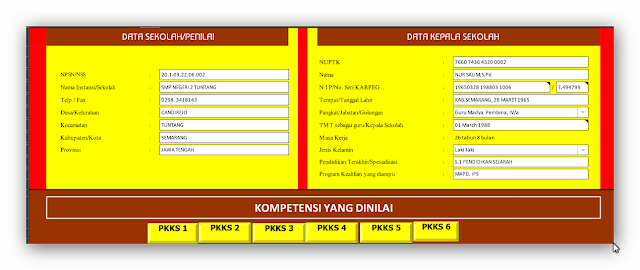 Smp Negeri 1 Kedokanbunder Kumpulan Administrasi Kepala Sekolah 2016