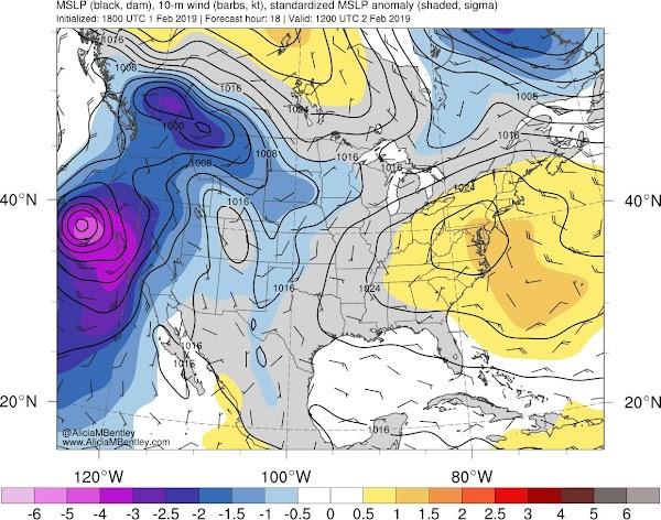 Poderosa tormenta sobre California amenaza con inundar Bahía de San Francisco.