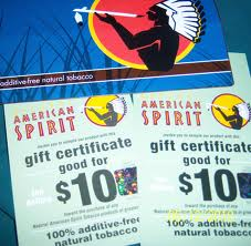 picture regarding American Spirit Coupon Printable named Printable Cigarette Discount codes 2019: No cost American Spirit