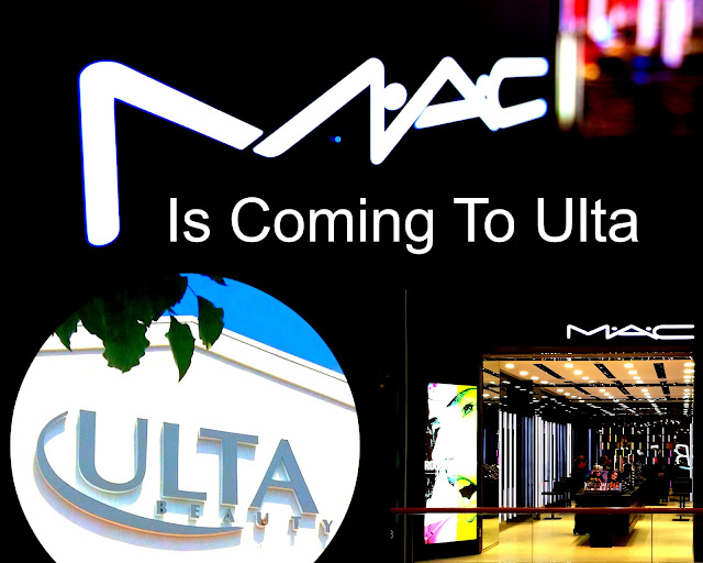 MAC Cosmetics Is Coming To Ulta By Barbie's Beauty Bits