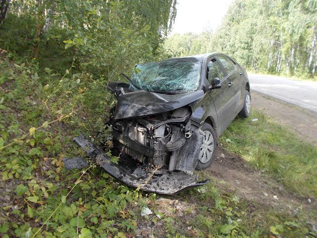 Башкирии из-за пьяного водителя погибла 16-летняя девушка