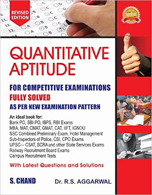 Download RS Aggarwal Quantitative Aptitude Free E-Book PDF
