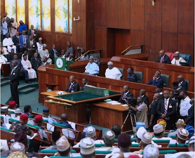 National Assembly Increases 2018 Budget To N9.1trn