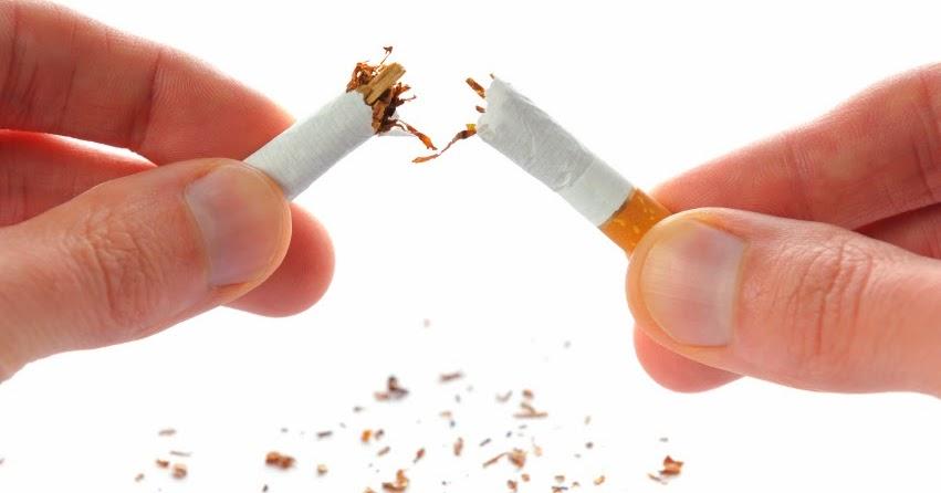 Rauchen aufhören   5 kleine Tricks um das Gewicht zu halten