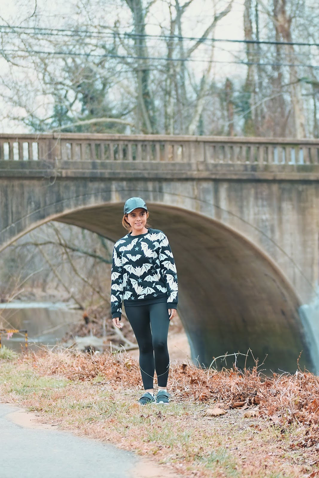 Running Sports Leggings by Mari Estilo -DCBlogger-