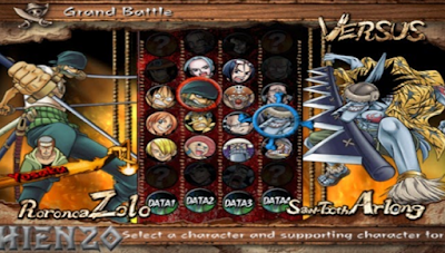 Download Game One Piece Grand Adventure PCSX2 ISO Full Version