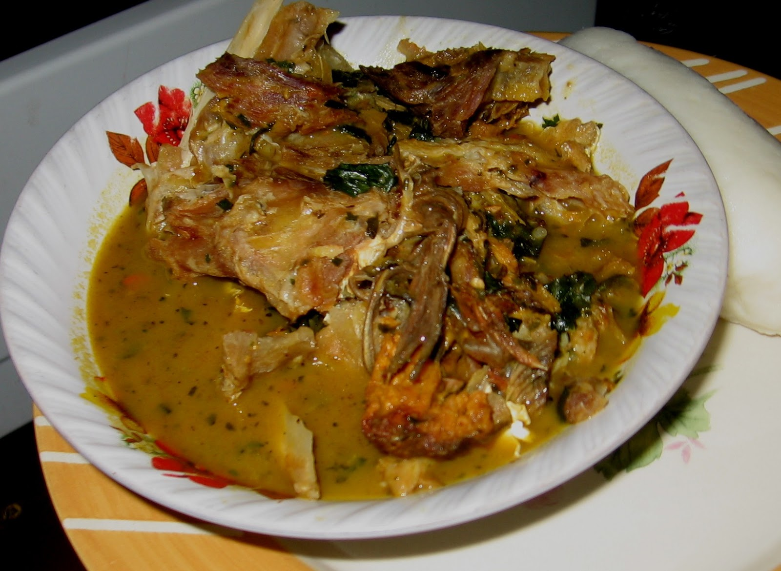 Communication on this topic: How to Prepare Nsala Soup, how-to-prepare-nsala-soup/