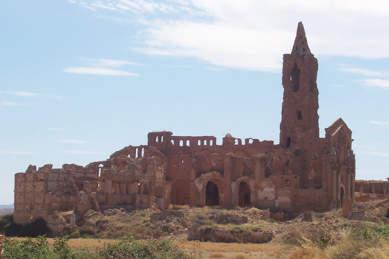 Spain celebrates 75th anniversary of the 'Great Retreats' from Belchite
