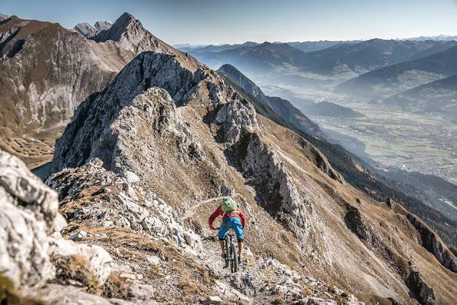 Bike Downhill Hafelekar Innsbruck