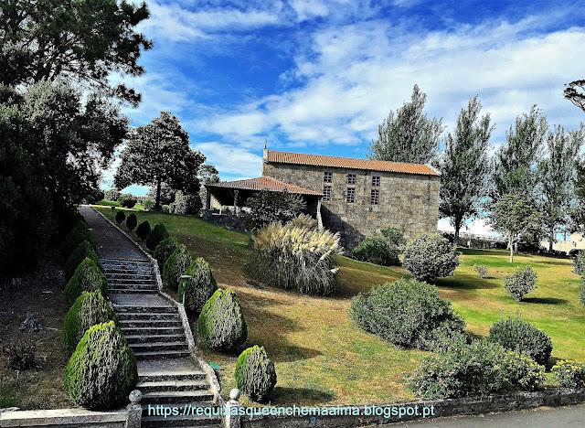 Castelo de Monterreal Baiona, Capela de Nossa Senhora do Carmo