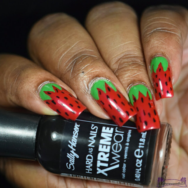 HPB Presents Strawberries