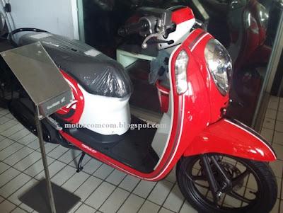 Harga Honda Scoopy Esp