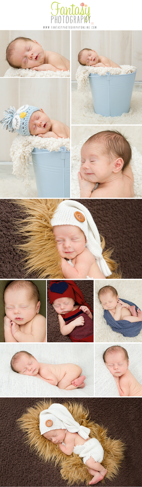 newborn photographers winston salem | greensboro high point