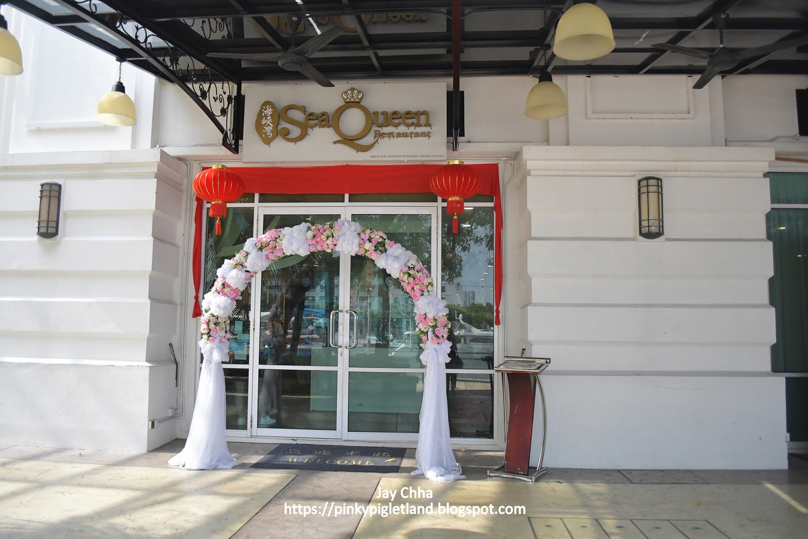 8 Course Wedding Package | SeaQueen Seafood Restaurant