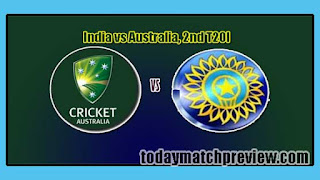 2nd T20 IND vs AUS Today Match Prediction – Who will win AUS vs IND