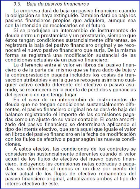 NRV 9ª PGC Instrumentos financieros