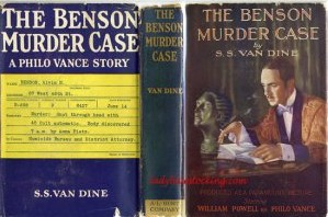 More Books by S.S. Van Dine