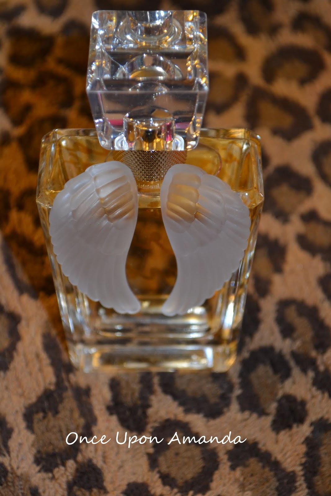 Once Upon Amanda Victorias Secret Angel Gold Review