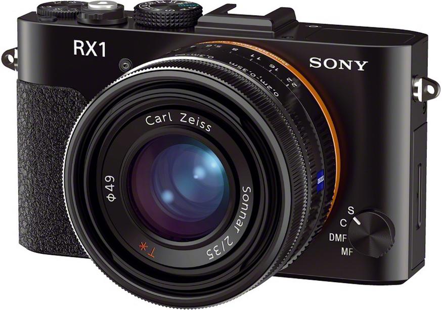 sony dsc rx1 le tout premier appareil photo num rique plein format bo tier compact jean. Black Bedroom Furniture Sets. Home Design Ideas