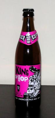 King of Hop | AleBrowar | butelka