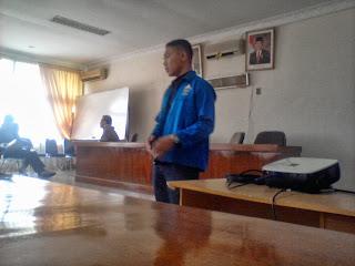 Delegasi UGL untuk Presentasi Perogram Wira Usaha di Kopertis Wilayah I Aceh - Sumut