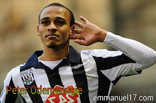 Bolton wanderers has shwon interest in Peter Odemwingie