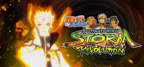 Save Tamat 100% Naruto Shippuden Ultimate Ninja Storm Revolution PC