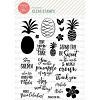 Essentials by Ellen Stay Golden stamp set