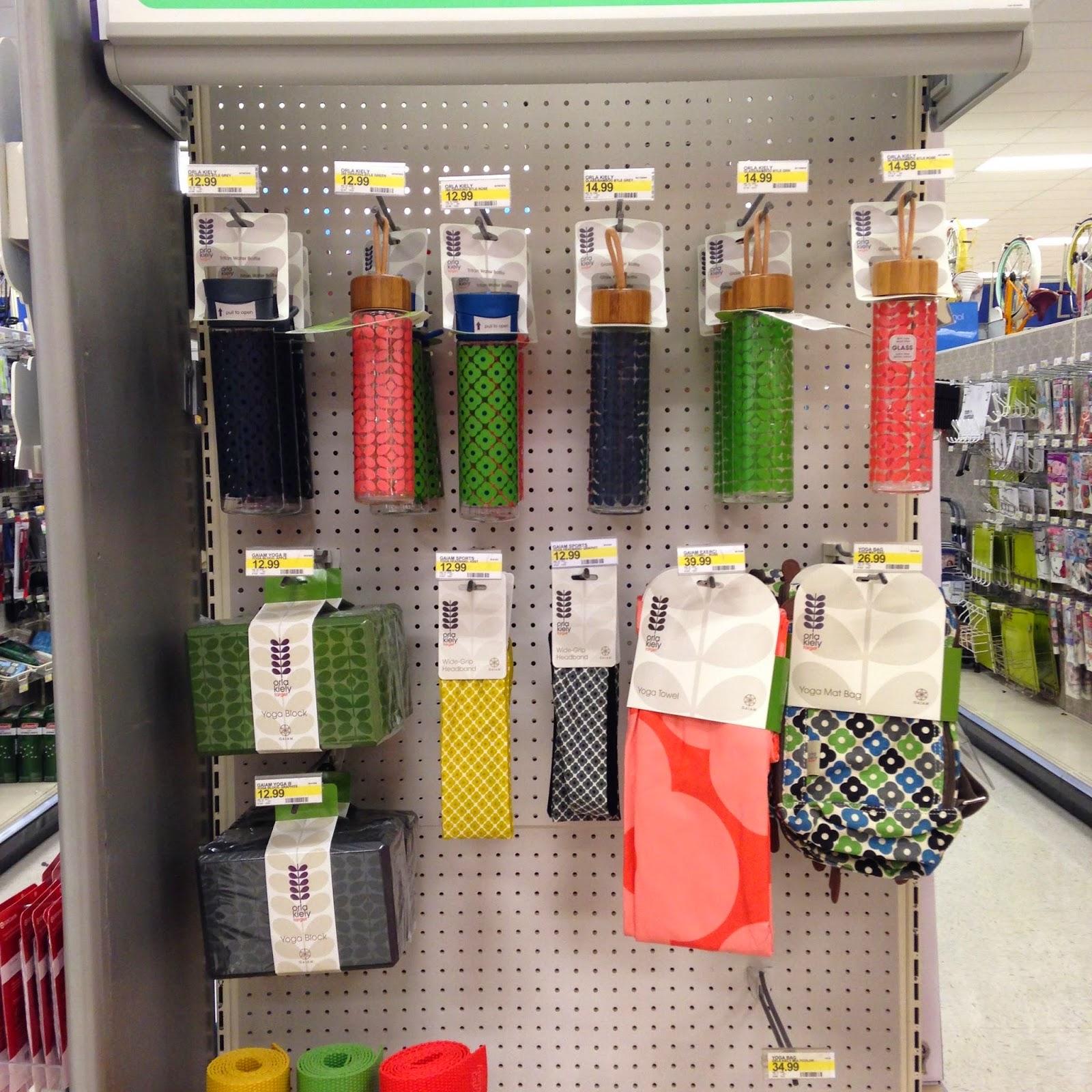 I Love Orla Kiely Orla Kiely By Gaiam Yoga Items At Target