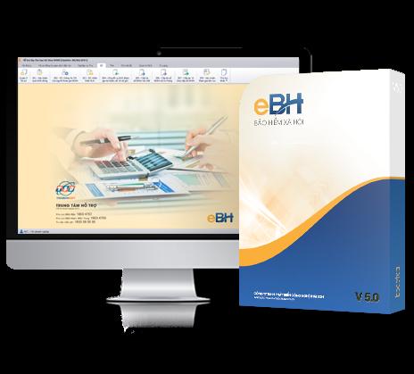 Phần mềm kê khai BHXH điện tử eBH