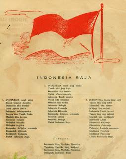 Materi Pramuka Mengerti Lagu Kebangsaan Indonesia