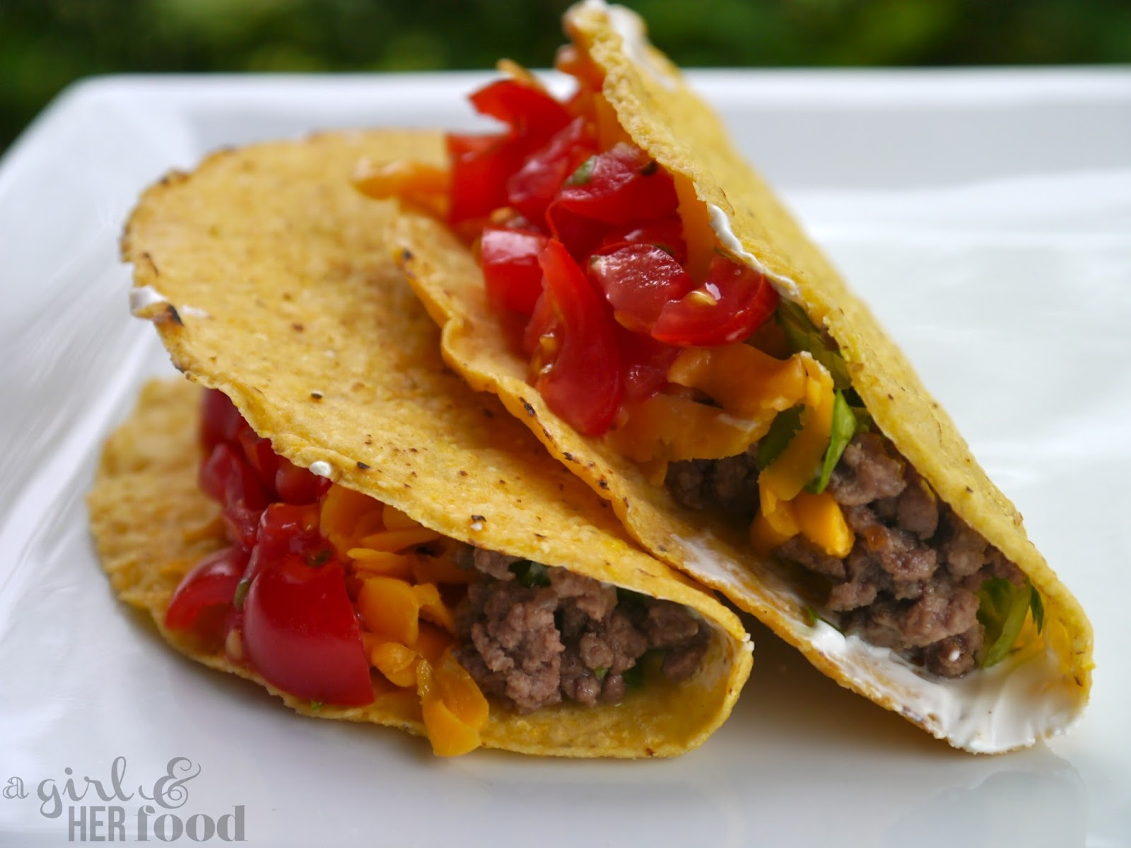 a girl her food white boy girl tacos