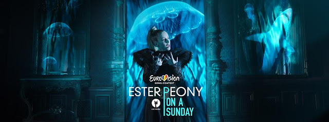 Ester Peony On a Sunday eurovision 2019 melodie noua Ester Peony On a Sunday ester cretu eurovision romania 2019 videoclip oficial Ester Peony On a Sunday eurovision song contest 2019 tel aviv youtube cat music Ester Peony On a Sunday official video new song 2019 Ester Peony On a Sunday
