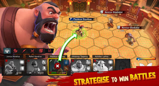 New Trik and Tips Play Gladiator Heroes Always Win