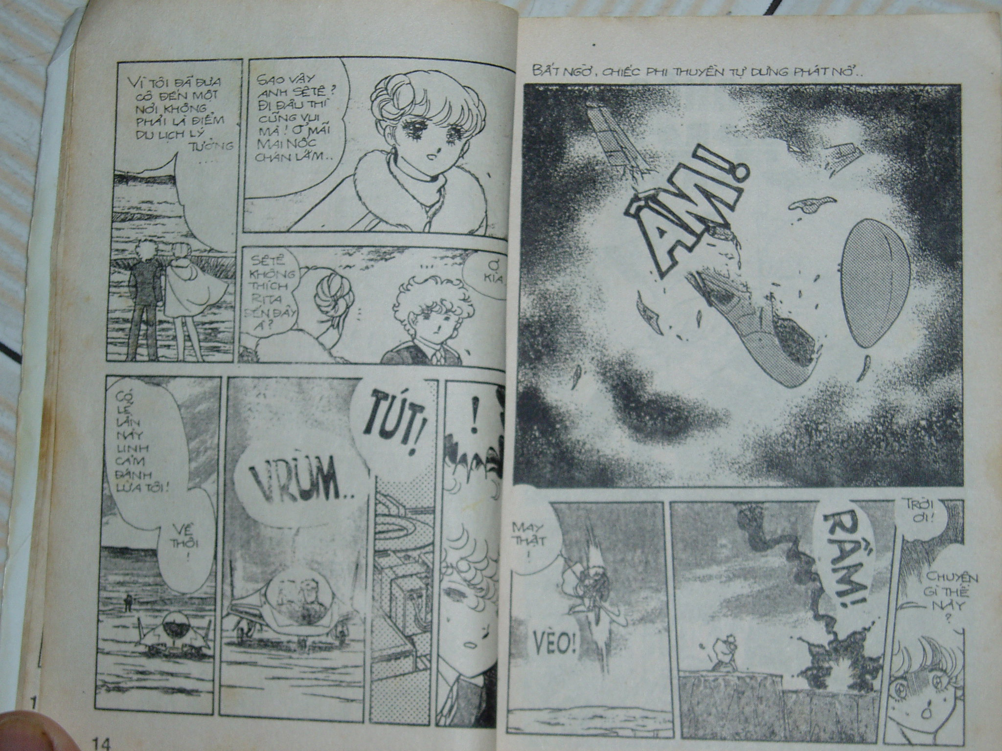 Siêu nhân Locke vol 13 trang 6
