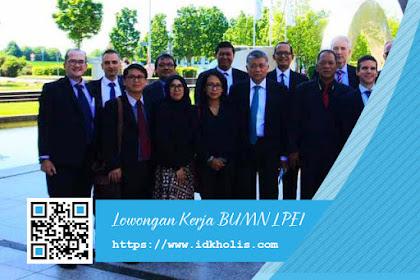 Lowongan Kerja BUMN LPEI Terbaru 2018