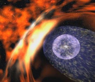 Galactic wind and solar wind