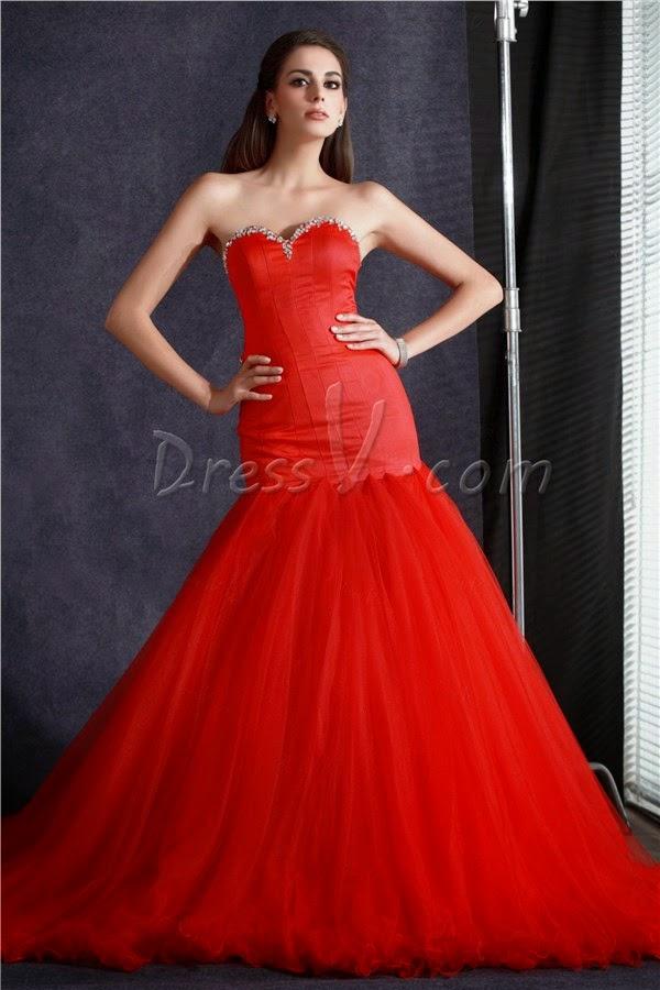 Color Wedding Dresses Dressv