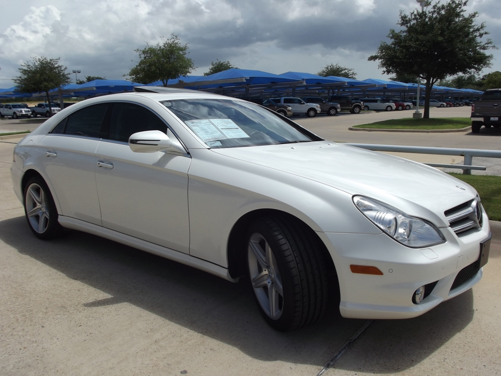 2009 mercedes benz cls550 coupe only 21k miles 41991 granbury texas 76049 dfw tdy sales. Black Bedroom Furniture Sets. Home Design Ideas