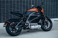 Harley-Davidson LiveWire (2019) Rear Side