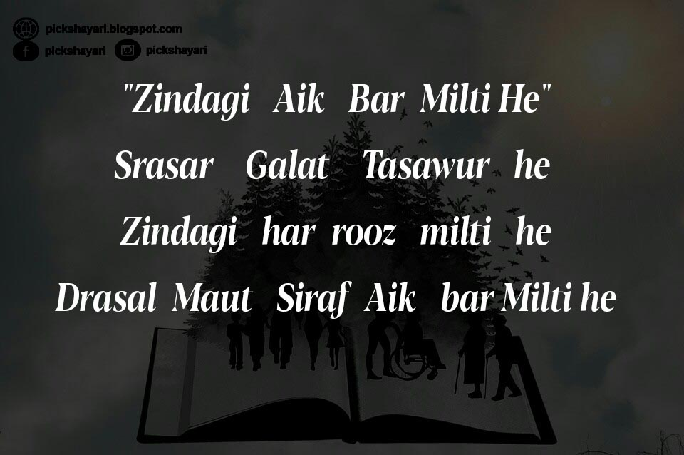 Life Quotes In English Pic Shayari