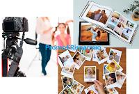 Logo Vinci gratis servizio fotografico, 80 fotolibri e buono sconto Photobox