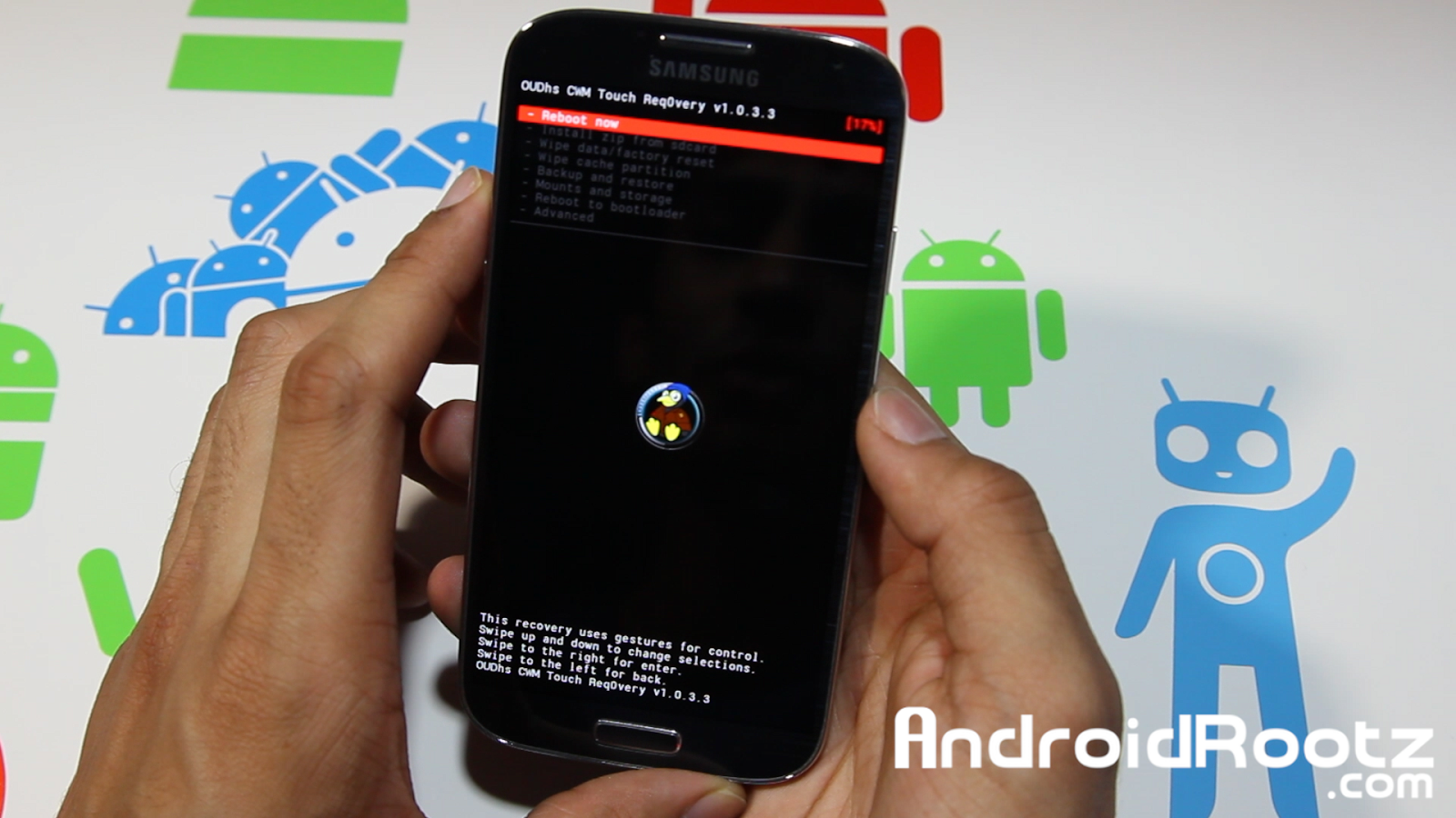 How to Root + CWM Recovery on Galaxy S4! [GT-i9505/GT-i9500