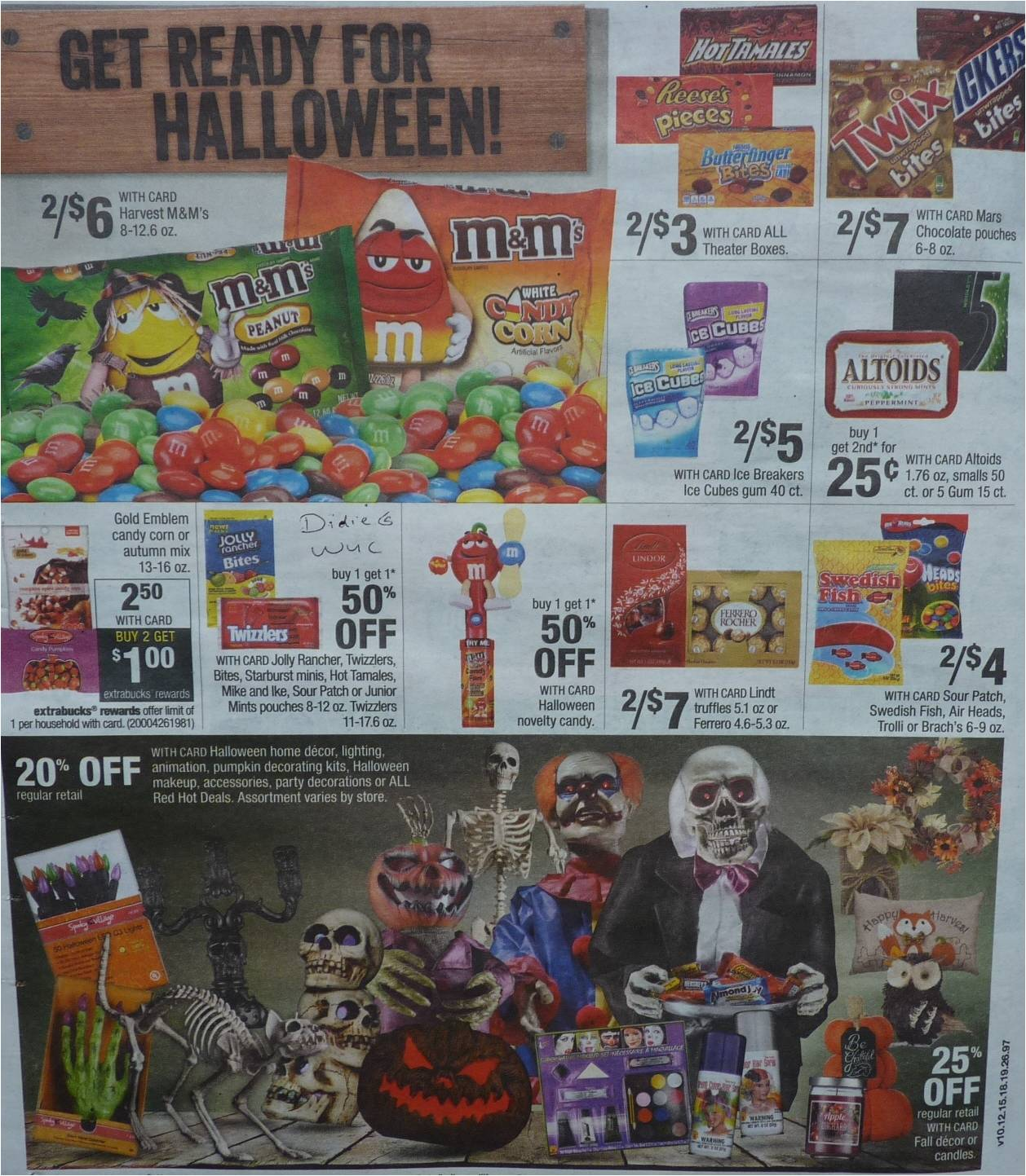 Simply CVS: CVS Ad Scan Preview for the Week of 10/11/15