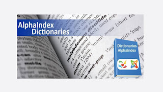 AlphaIndex Dictionaries