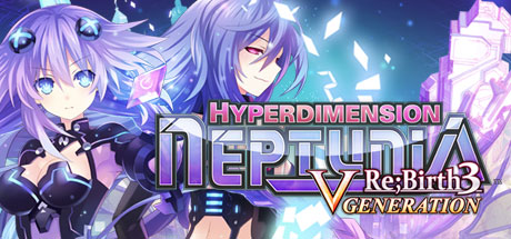 Hyperdimension Neptunia Re Birth3 V Generation PC Full Version