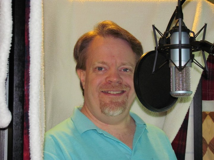 Professional Voice Overs, Narration, Characters