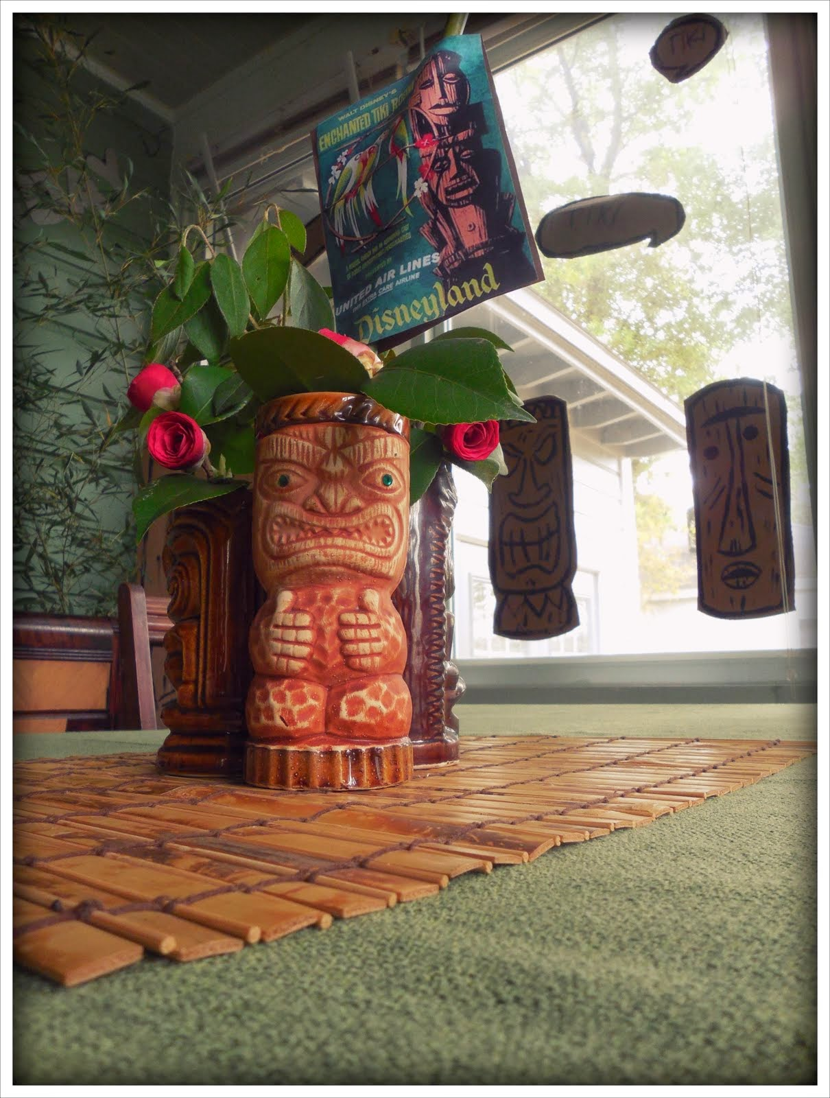 My House Is Cuter Than Yours In The Tiki Tiki Tiki Room