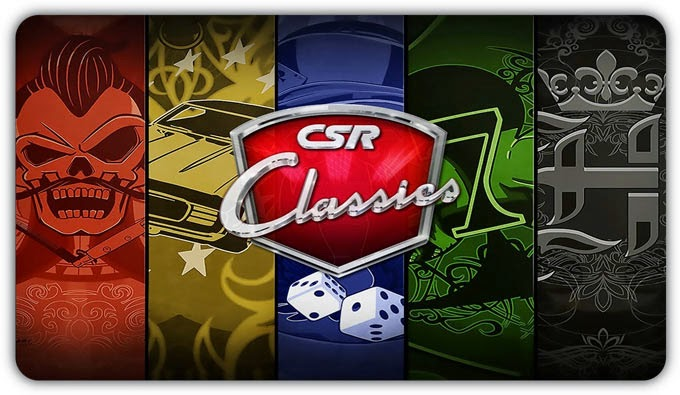 CSR Classics MOD APK 1.12.0