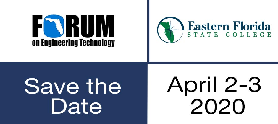 Save the Date - 2020 Spring ET Forum!